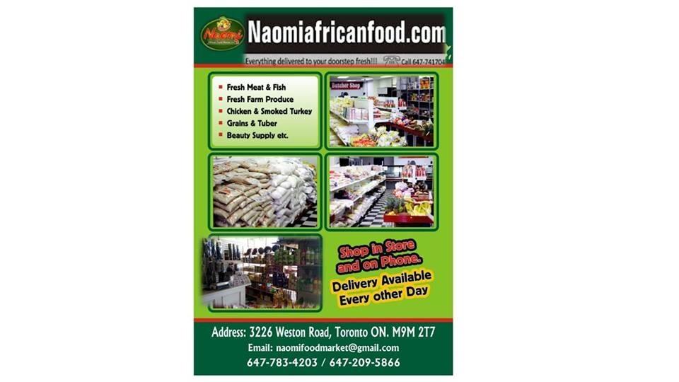 Naomi African Food Market