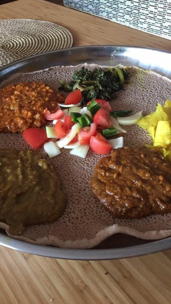 Ethiopia Vegan