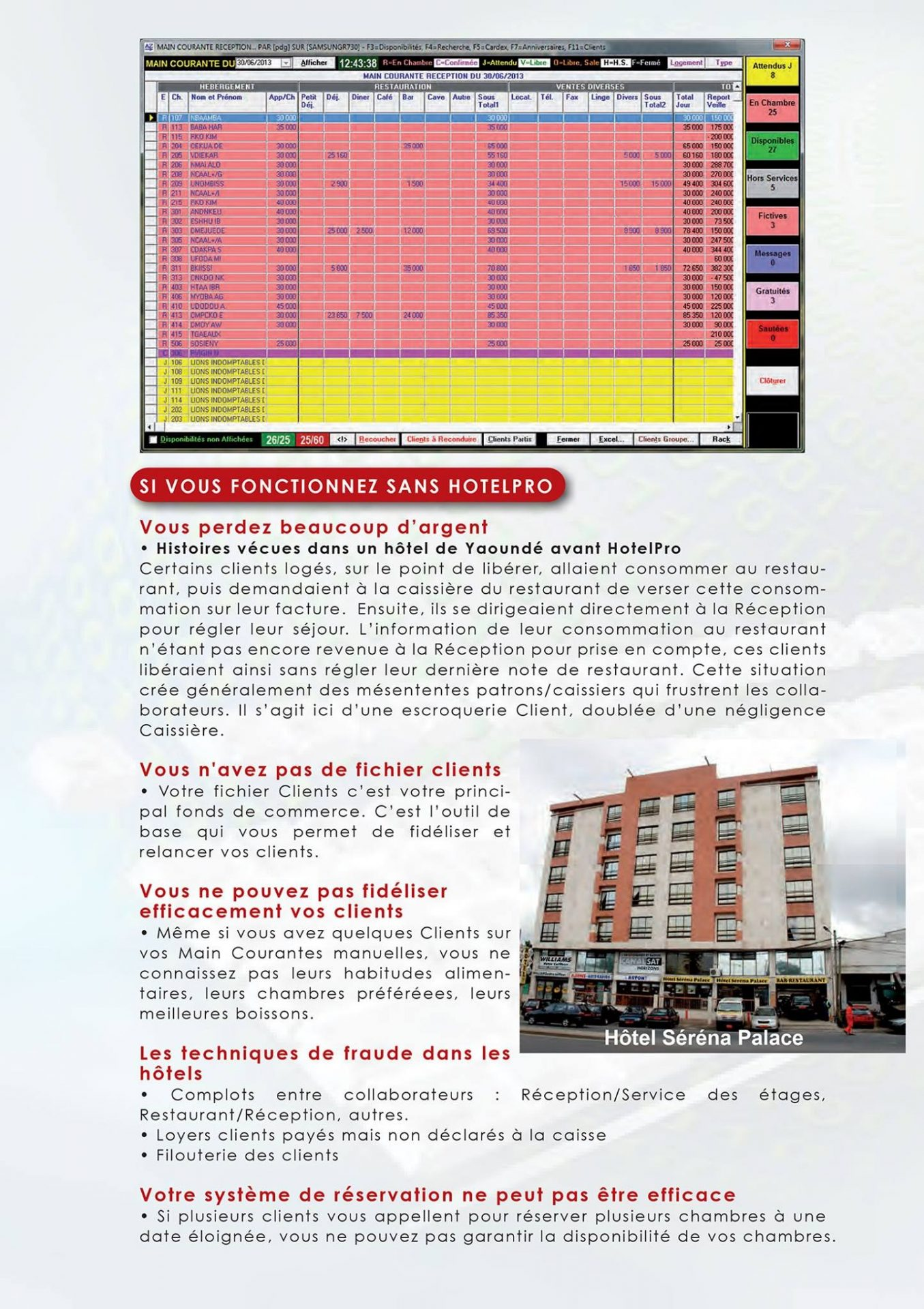 HotelPro Africa Listing