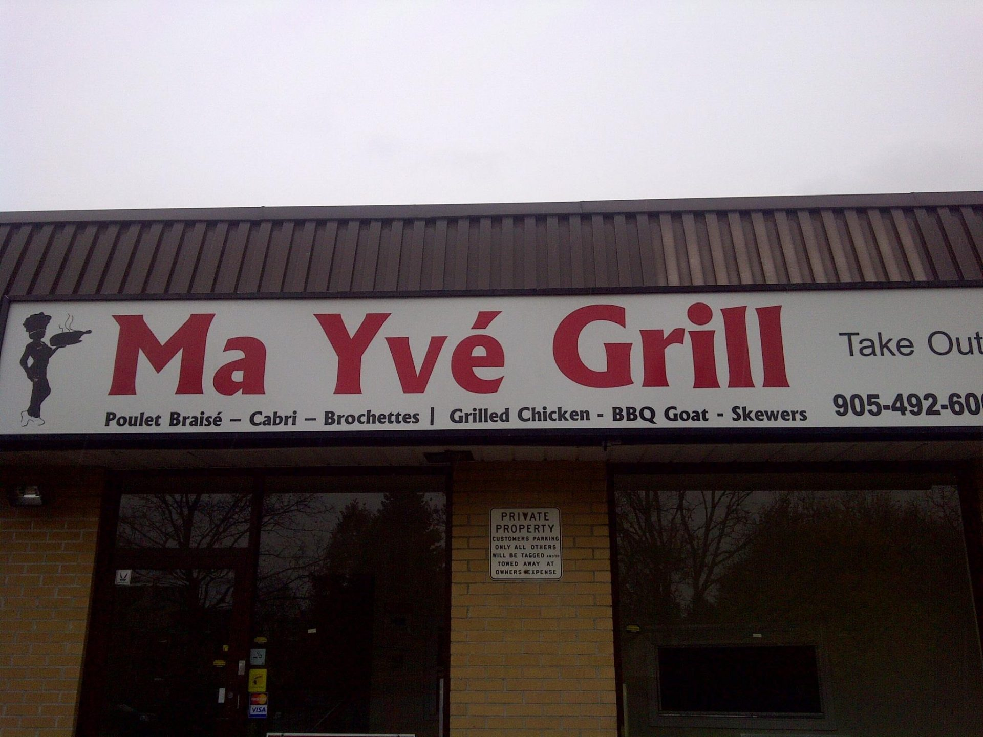 Ma Yvé Grill