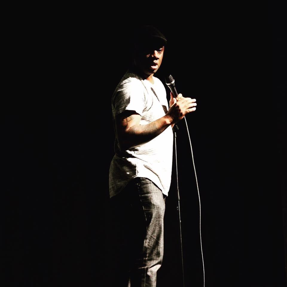 Comedian Trixx