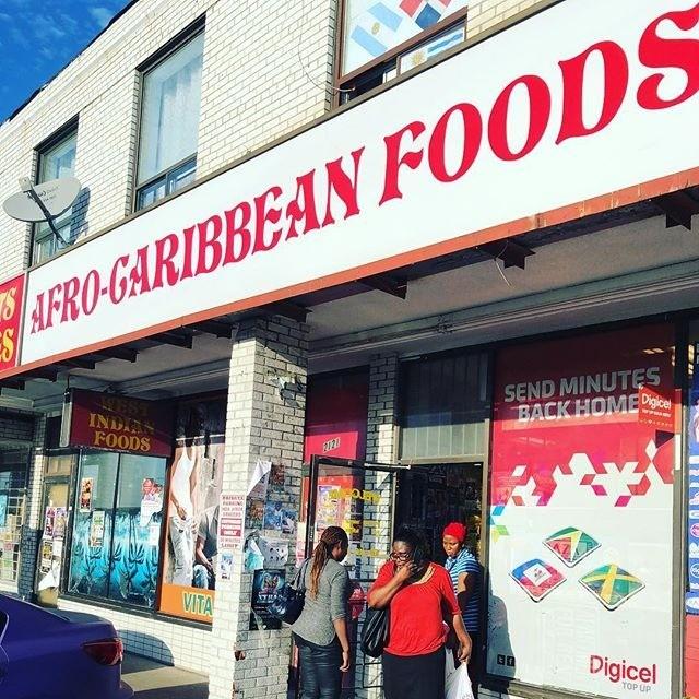 AFROCAN Supermarket
