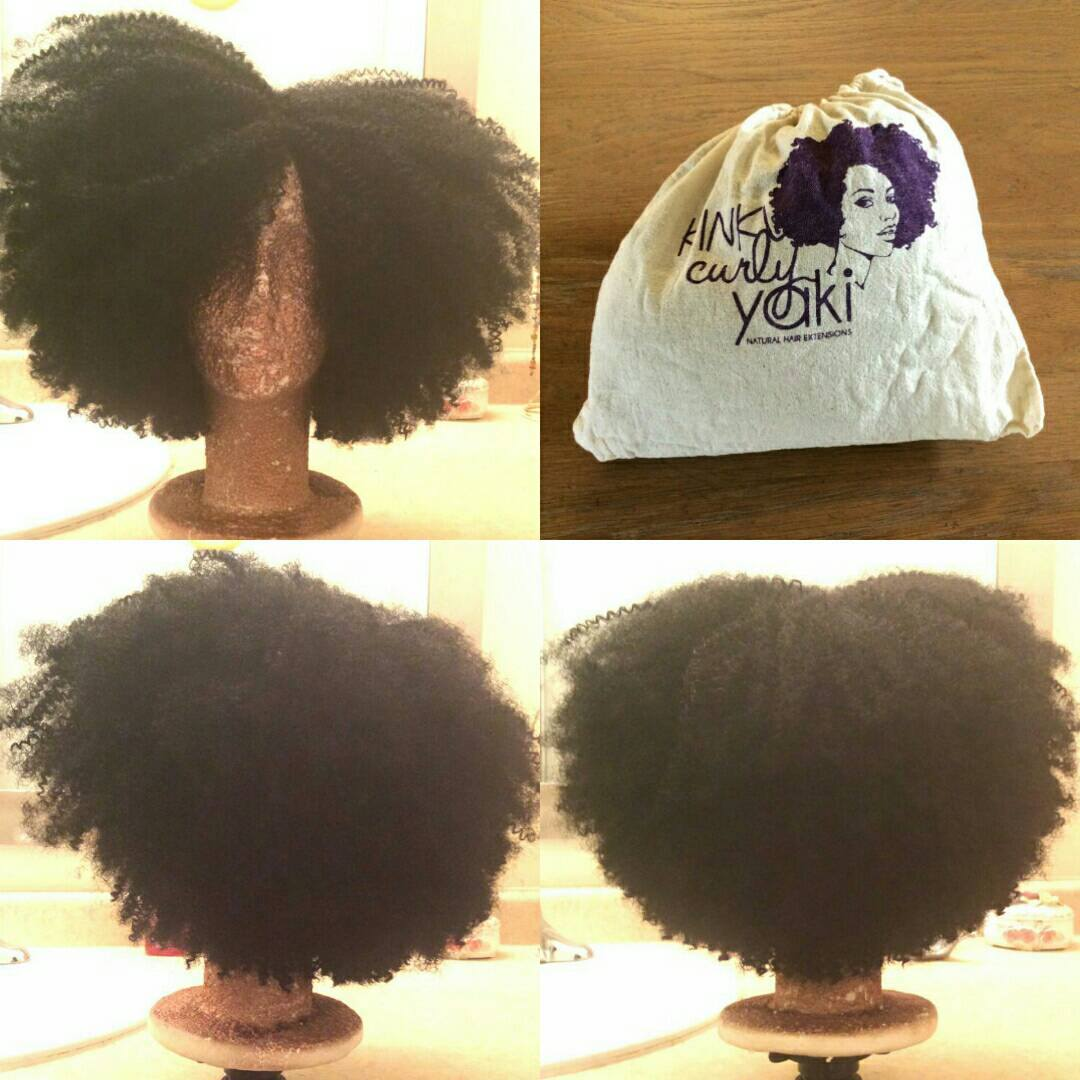 TK Natural Hair Wigs