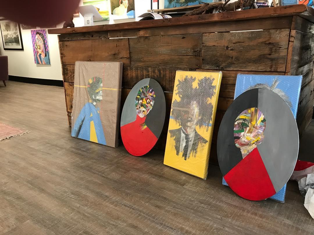 Raven Art Gallery