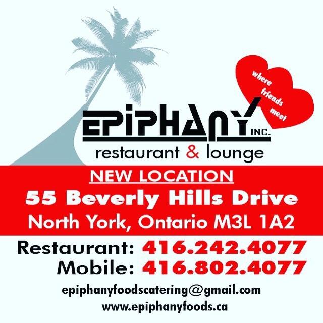 Epiphany Restaurant & Lounge
