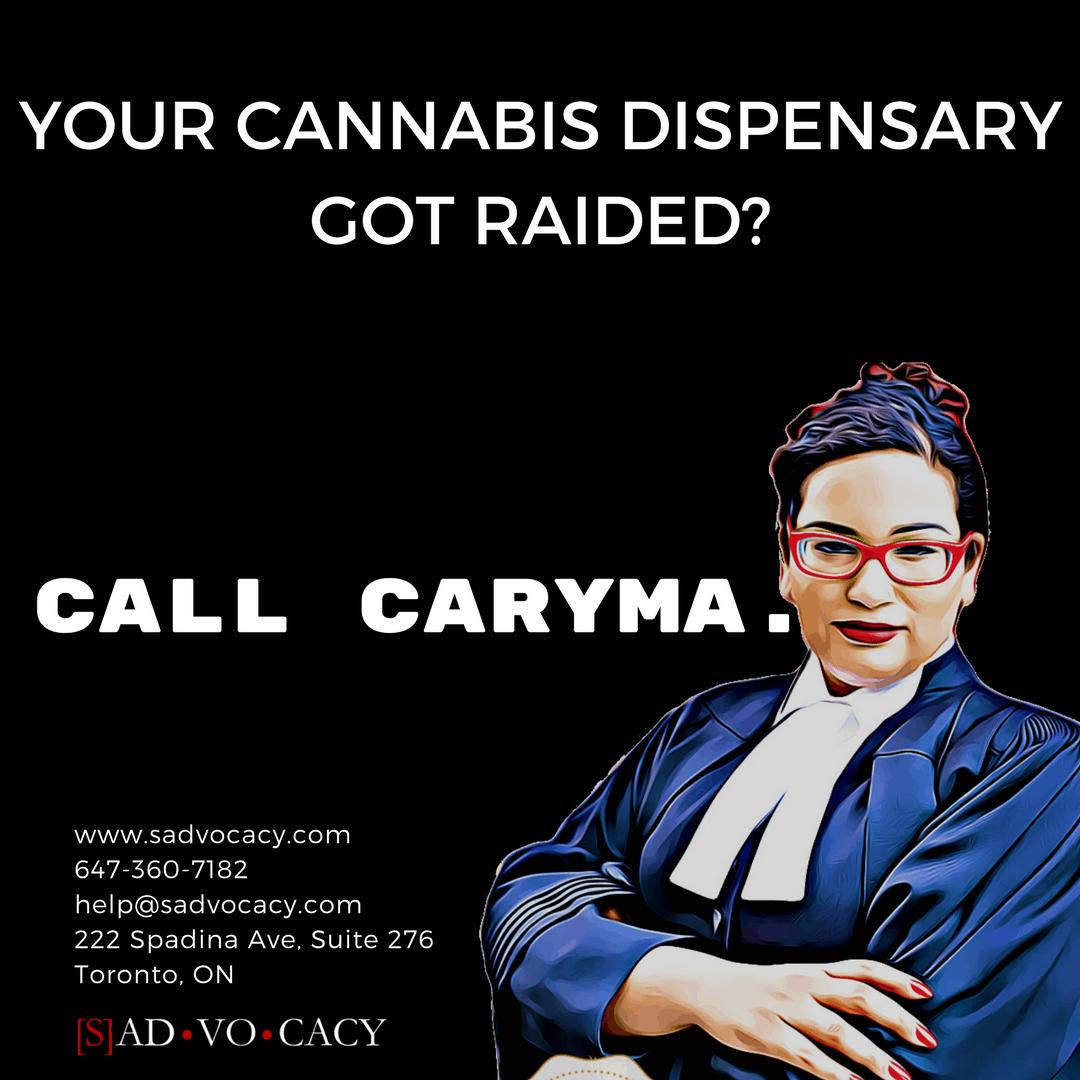 CARYMA SA'D LAW OFFICE