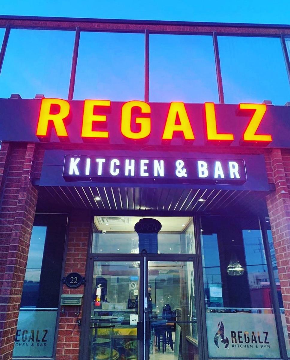 Regalz Kitchen & Bar