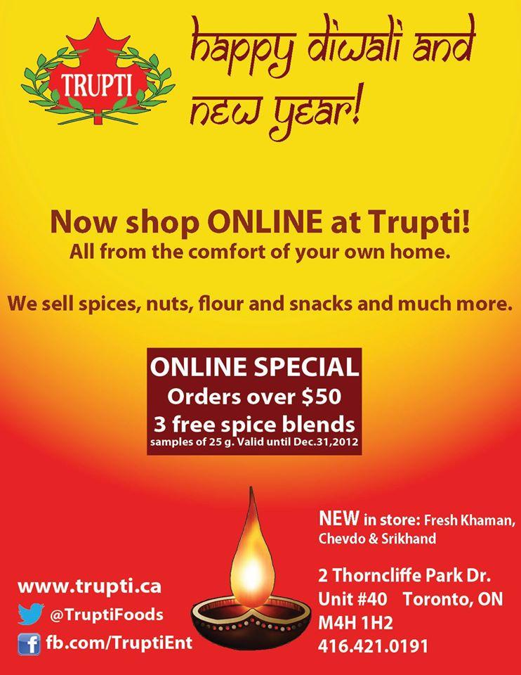 Trupti Enterprises Inc.