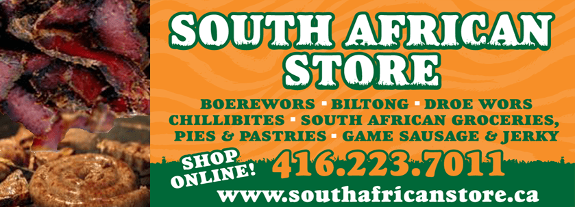 South Afrian Store