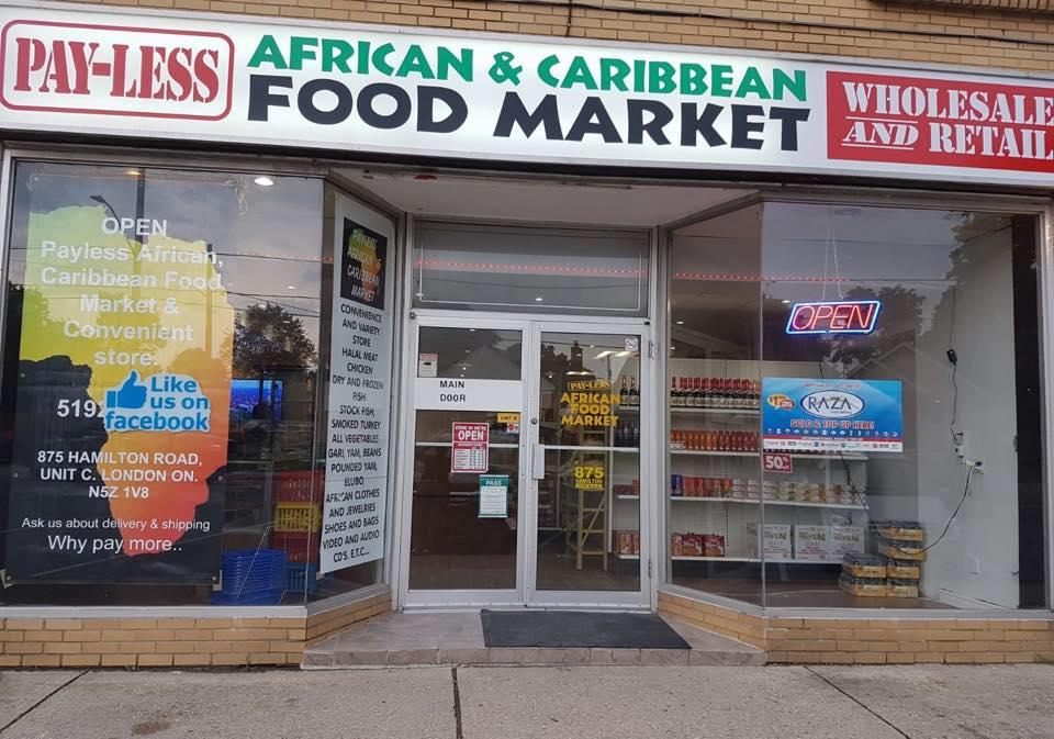 Payless African Market