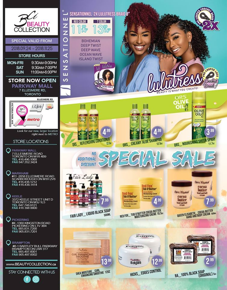 Beauty Collection Parkway Mall