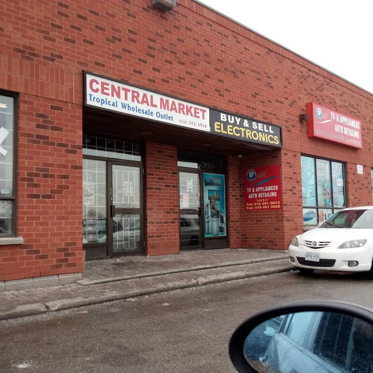 G. Central Market Inc