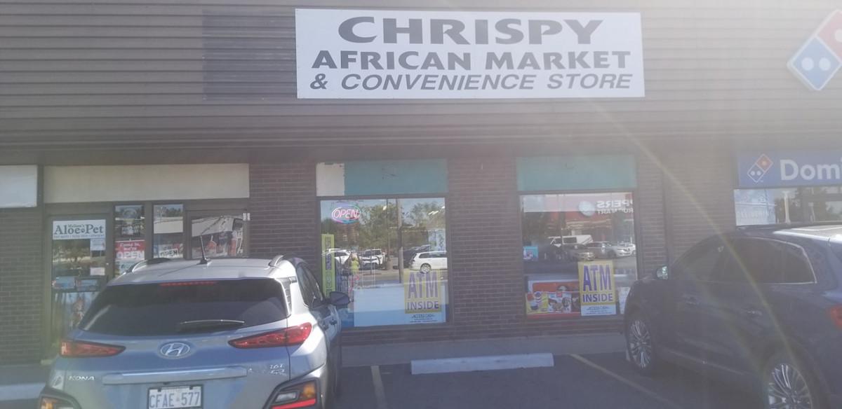 Chrispy African Market
