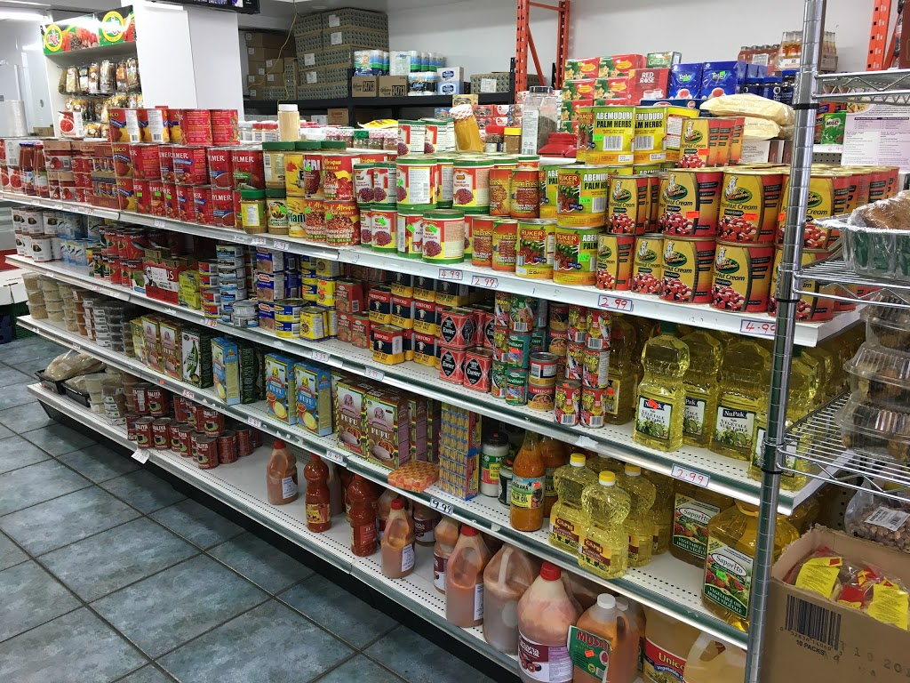 African King Meat Shop (African and Caribbean food market)