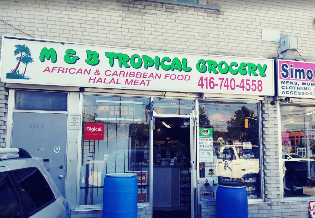M&B Tropical Grocery