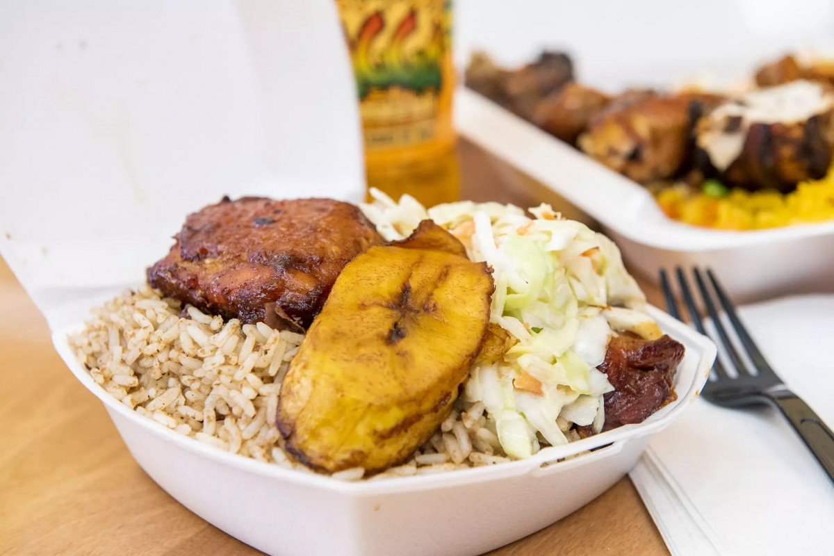 Afro Caribbean Foods