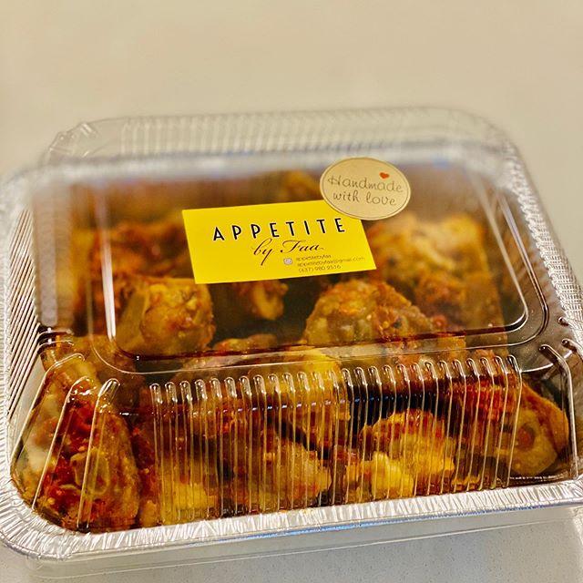 Appetite by Faa