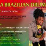 Afro-Brazilian Drumming Class